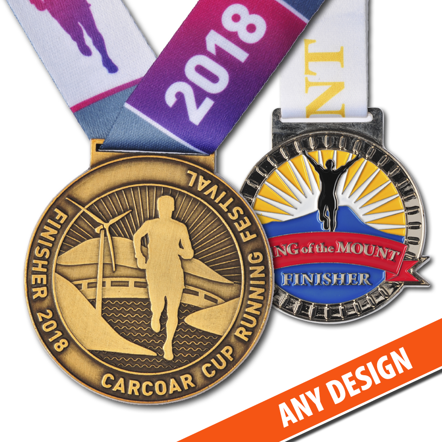 Medals in any design...